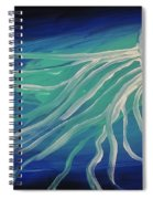 Ghost Of The Sea Spiral Notebook