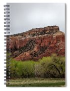 Ghost Ranch View Spiral Notebook