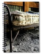 Ghost Town Accommodations  Spiral Notebook