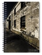 Ghost Towns General Store Spiral Notebook