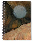 Ghostly Presence Spiral Notebook