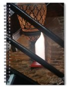 Ghosts In The Tower  Spiral Notebook