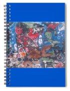 Ghoul Pool Spiral Notebook
