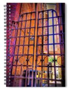 Giant Gate Spiral Notebook