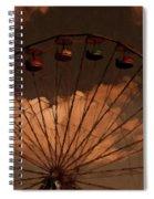 Giant Wheel Spiral Notebook