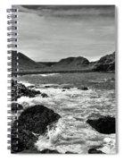 Giant's Causeway 5 Spiral Notebook