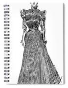 Gibson: A Gibson Girl Spiral Notebook
