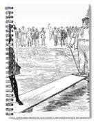 Gibson: Bather, 1900 Spiral Notebook