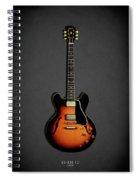 Gibson Es 335 1959 Spiral Notebook