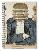 Gibson Girls, 1903 Spiral Notebook