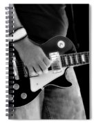 Gibson Les Paul Guitar  Spiral Notebook