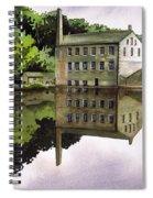 Gibson Mill Spiral Notebook