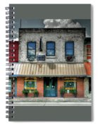 Giddings, Texas Spiral Notebook
