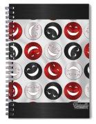 Giddy Rbs Spiral Notebook