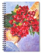 Gift A Bouquet - Bougenvillea Spiral Notebook