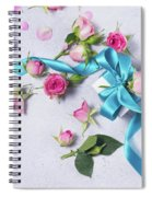 Gift And Flowers Spiral Notebook