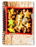 Gift Boxes And Astronomy Toys Spiral Notebook
