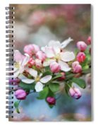 Gift From Heaven Spiral Notebook