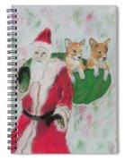 Gifts Of Joy Spiral Notebook