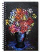 Gifts Of The Garden Spiral Notebook