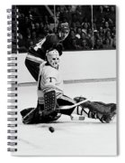 Gilles Gilbert Spiral Notebook