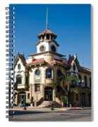 Gilroy's Old City Hall Spiral Notebook