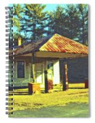 Gil's Gasorama Spiral Notebook