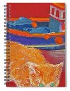 Ginger Spiral Notebook