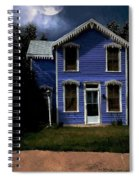 Gingerbread Gothic Spiral Notebook
