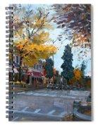 Gino S Pizza Lake Shore Spiral Notebook