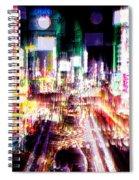Ginsa Glitz Spiral Notebook