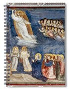 Giotto: Ascension Spiral Notebook