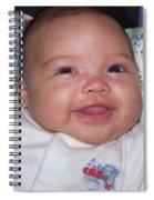 Girl Child Spiral Notebook
