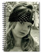Girls Rule Spiral Notebook