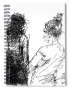 Girls Spiral Notebook