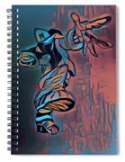 Git Up 4 Spiral Notebook