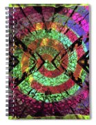 Give It A Whirl Spiral Notebook