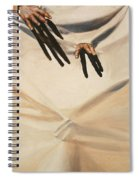 Give Me A Hand Spiral Notebook