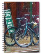Give Me Shelter Spiral Notebook