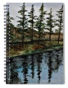 Give Peace A Try Spiral Notebook
