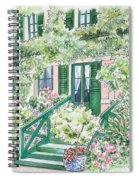 Giverny Welcome Spiral Notebook