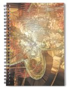 Gizela Spiral Notebook