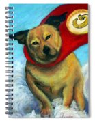 Gizmo The Great Spiral Notebook