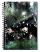 Glaciation Spiral Notebook