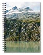 Glacier Bay 2 Spiral Notebook