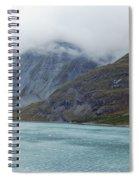 Glacier Bay Tarr Inlet Spiral Notebook