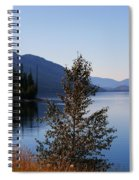 Glacier Lake Spiral Notebook