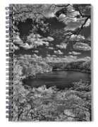 Glacier Lake Spiral Notebook