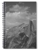 Glacier Point Spiral Notebook