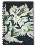 Gladioli Spiral Notebook